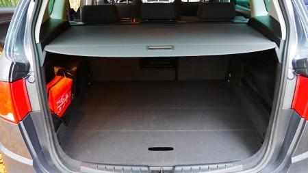 Seat Altea Freetrack Kofferraum, Foto: Autogefühl