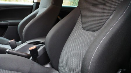 Seat Altea Freetrack Sitze mit viel Seitenhalt, Foto: Autogefühl