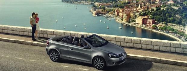 VW Golf Cabriolet Karmann, Foto: VW