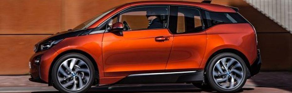 BMW i3 Foto: BMW