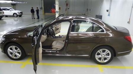Die neue Mercedes C-Klasse, Foto: Autogefühl