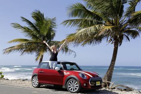Autogefühl mit dem Mini 2014 in Puerto Rico, Foto: Fabian Kirchbauer