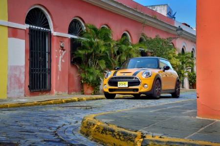Der neue Mini Cooper S, die sportliche Top-Version: Foto: Mini