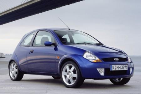 Ford SportKa - mit 95 PS und Macho-Look - Foto: Ford