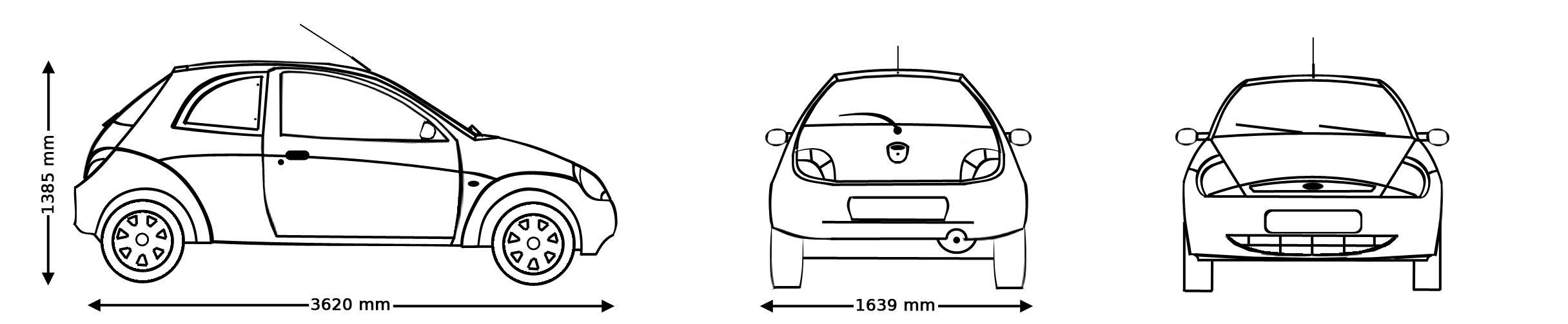 Ford Ka Knutschkugel Mit Kult Charakter Autogef 252 Hl