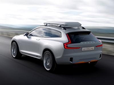 Volvo Concept XC Coupé - Foto: Volvo