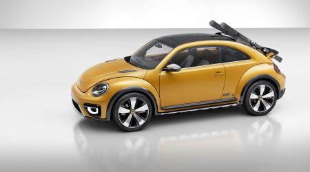 Große Räder und halbrunde Tagfahrlichter - Foto: Volkswagen