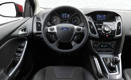 Ford Focus Innenraum, Foto: Ford