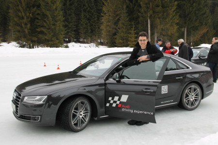 Autogefühl testet den Audi A8 4.0 TFSI, Foto: Audi