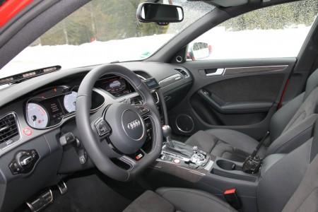 Audi S4 Avant Innenraum, Foto: Audi