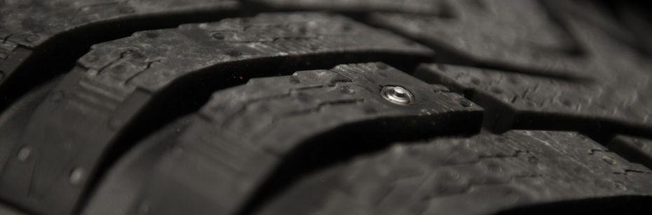 Einer von 150 ausfahrbaren Spikes - Foto: Nokian Tyres