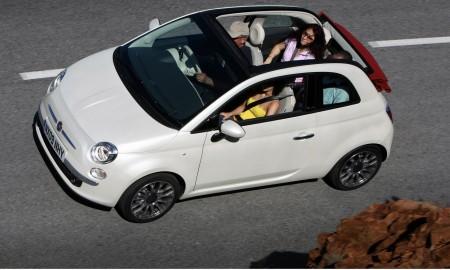 Fiat 500 C, Foto: Fiat