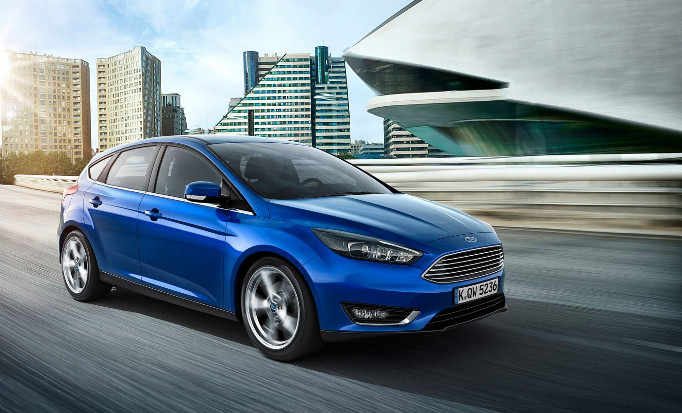 Neuer Ford Focus Mit Aston Martin Schnauze Autogefühl