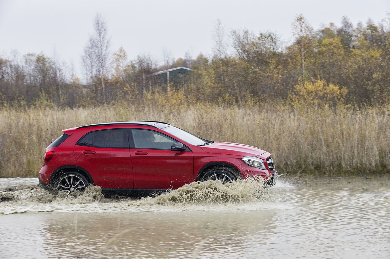 Mercedes-Benz GLA 250 4MATIC (X156) 2013, Foto: Mercedes