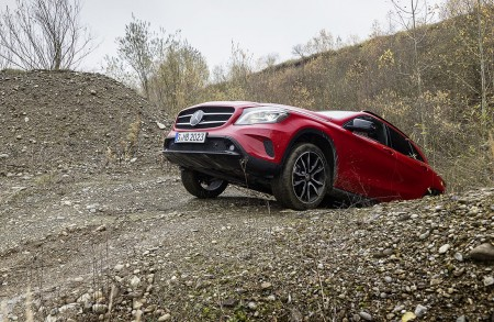 Mercedes-Benz GLA 250 4MATIC, Foto: Mercedes