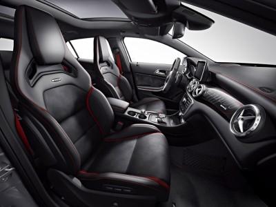 GLA 45 AMG Edition 1 Innenraum, Foto: Mercedes
