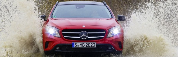 Mercedes GLA, Foto: Mercedes