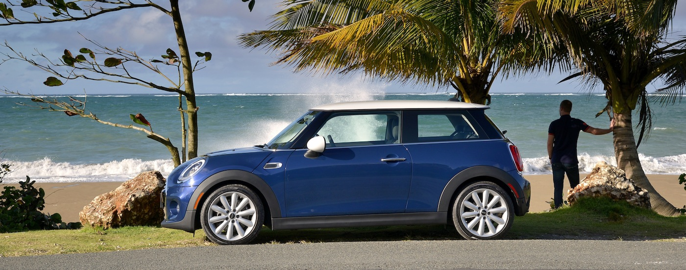 Der neue Mini Cooper auf Puerto Rico, Foto: Mini