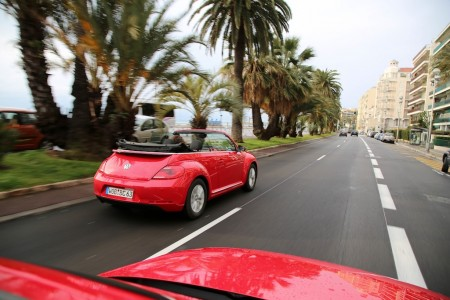 VW Beetle Cabrio, Foto: Newcarz