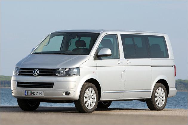 VW T5 Multivan, Foto: VW