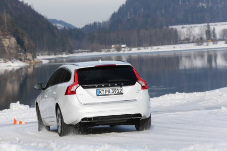 Volvo V60 Plugin-Hybrid, Foto: Volvo