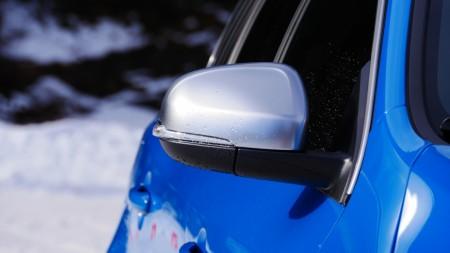 Volvo V60 R-Design Außenspiegel in Matt-Chrom, Foto: Autogefühl