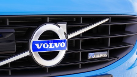 Volvo V60 R-Design badges, Foto: Autogefühl