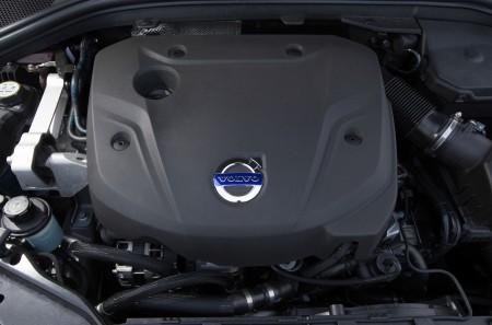 Volvo XC60 Motor, Foto: Volvo