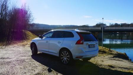 Volvo XC60, Foto: Autogefühl