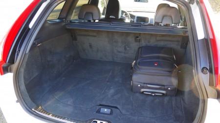 Volvo XC60 Kofferraum, Foto: Autogefühl