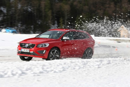 Volvo XC60 in Signal Rot, Foto: Volvo
