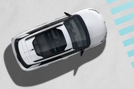 Citroën C4 Cactus: großes Panoramadach - Foto: Citroën