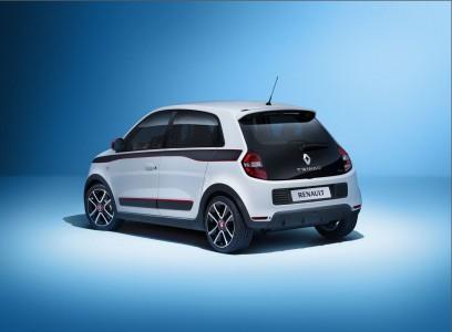 Fiat 500-Einflüsse am Heck - Foto: Renault
