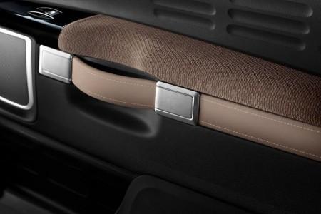 Spanngurtthema in den Türen - Foto: Citroën