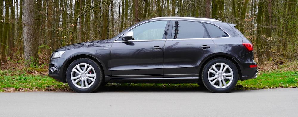 Audi SQ5, Foto: Autogefühl