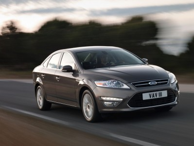 Ford Mondeo als Limousine, Foto: Ford