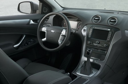 Ford Mondeo Cockpit, Foto: Ford
