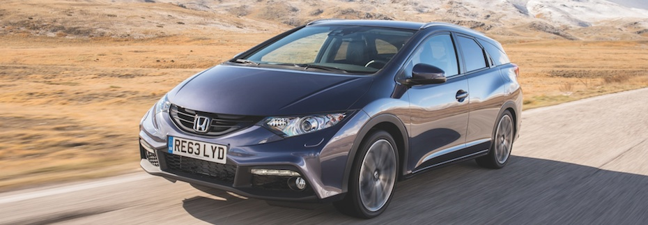 Honda Civic Tourer, Foto: Honda