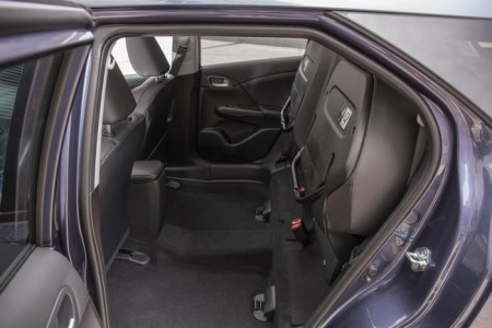 Honda Civic Tourer: geniale Magic Seats, Foto: Honda