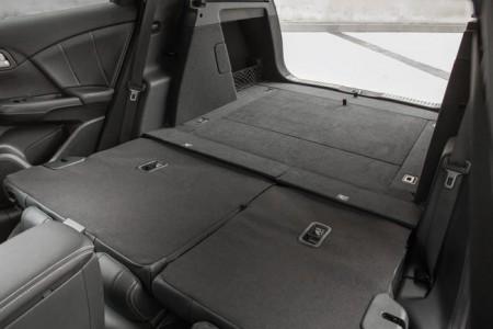 Honda Civic Tourer ebene Ladefläche, Foto: Honda