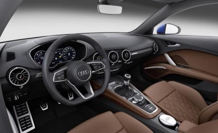Neuer Audi TT Innenraum, Foto: Audi