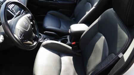 Peugeot 4008 Ledersitze, Foto: Autogefühl