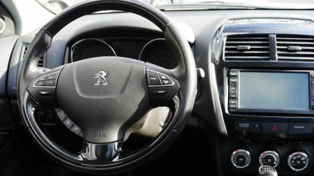 Peugeot 4008 Cockpit, Foto: Autogefühl