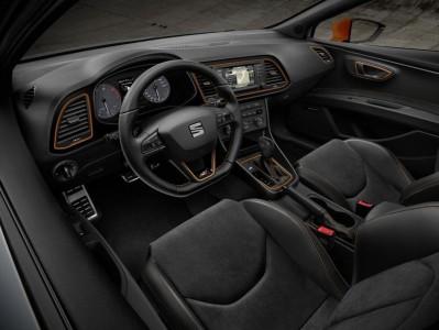 Seat Leon Cupra Innenraum, Foto: Seat