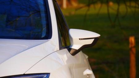 Seat Leon SC dynamische außenspiegel, Foto: Autogefühl