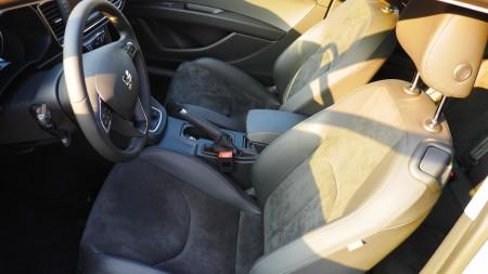 Seat Leon SC Alcantara-Leder-Mix, Foto: Autogefühl
