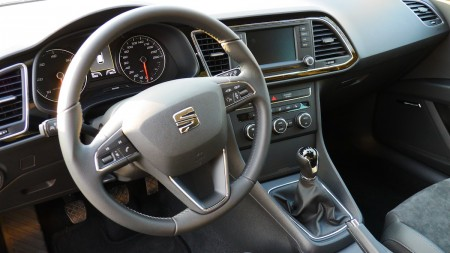Seat Leon SC Cockpit, Foto: Autogefühl