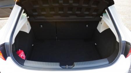 Seat Leon SC Kofferraum, Foto: Autogefühl