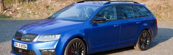Titelbild Octavia RS