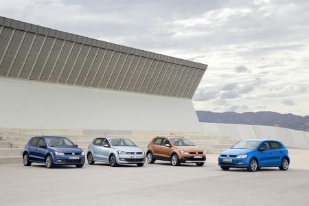 Die neuen Volkswagen Polo Modelle, Foto: VW
